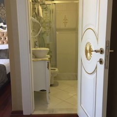 Отель Rez Butik Otel ванная фото 2