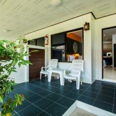Отель Nai Yang Beach Resort & Spa балкон