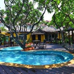 Отель Supatra Hua Hin Resort бассейн фото 3