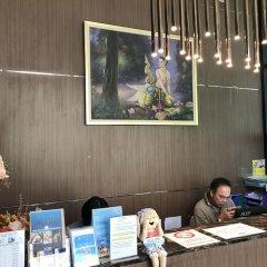 Отель V20 boutique hotel Таиланд, Бангкок - отзывы, цены и фото номеров - забронировать отель V20 boutique hotel онлайн интерьер отеля