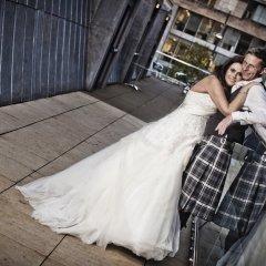 Отель Macdonald Holyrood Hotel and Spa Великобритания, Эдинбург - 1 отзыв об отеле, цены и фото номеров - забронировать отель Macdonald Holyrood Hotel and Spa онлайн балкон