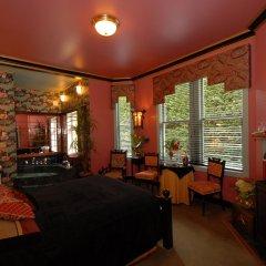 Отель Humboldt House Bed & Breakfast Канада, Виктория - отзывы, цены и фото номеров - забронировать отель Humboldt House Bed & Breakfast онлайн интерьер отеля