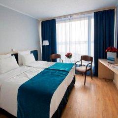 Гостиница Санкт-Петербург 4* Стандартный номер с двуспальной кроватью фото 5