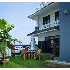 Отель Blue An Bang Villa фото 7