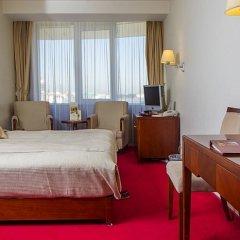 Гостиница Амбассадор 4* Стандартный номер с двуспальной кроватью фото 23