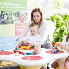 Отель Danhostel Vejle детские мероприятия фото 2