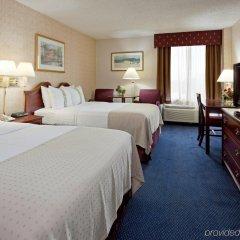 Отель Holiday Inn Washington Georgetown Hotel США, Вашингтон - отзывы, цены и фото номеров - забронировать отель Holiday Inn Washington Georgetown Hotel онлайн комната для гостей фото 5