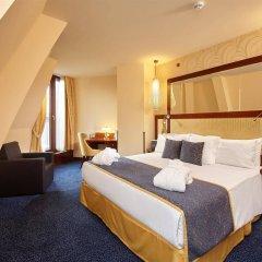 Отель Occidental Praha Wilson комната для гостей фото 3