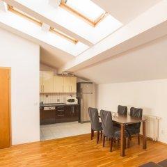 Апартаменты Premier Apartment Vysehrad Прага гостиничный бар