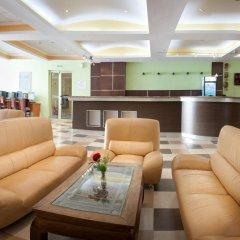 Отель Панорама Болгария, Албена - отзывы, цены и фото номеров - забронировать отель Панорама онлайн интерьер отеля
