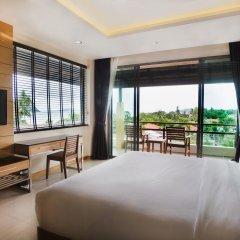 Отель Aqua Resort Phuket комната для гостей фото 5