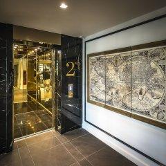 Отель Apartelle Jatujak Hotel Таиланд, Бангкок - отзывы, цены и фото номеров - забронировать отель Apartelle Jatujak Hotel онлайн интерьер отеля фото 2