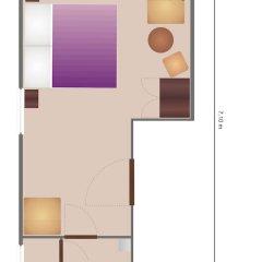 Отель Diamant- Guest House удобства в номере фото 4
