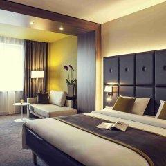 Гостиница Mercure Тюмень Центр комната для гостей фото 2