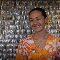 Отель Bora Bora Pearl Beach Resort and Spa Французская Полинезия, Бора-Бора - отзывы, цены и фото номеров - забронировать отель Bora Bora Pearl Beach Resort and Spa онлайн гостиничный бар