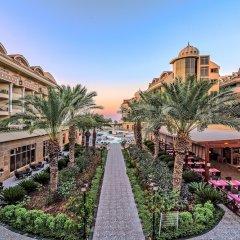 Отель Kirman Belazur Resort And Spa Богазкент фото 4