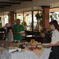 Отель Lotus Hotel Болгария, Солнечный берег - отзывы, цены и фото номеров - забронировать отель Lotus Hotel онлайн помещение для мероприятий