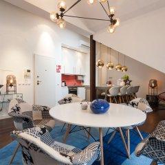 Отель Casa da Barroca: spacious A-location designer loft комната для гостей
