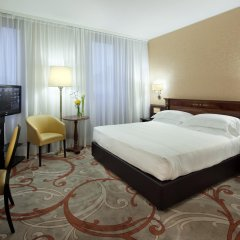 Отель UNAHOTELS Scandinavia Milano комната для гостей