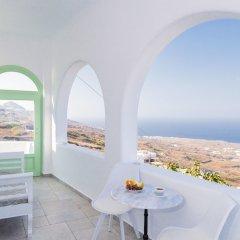 Отель Auntie's Villas Греция, Остров Санторини - отзывы, цены и фото номеров - забронировать отель Auntie's Villas онлайн балкон