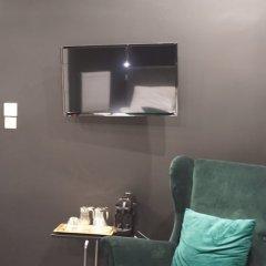 Апартаменты Exclusive Design Studio with Yard Афины ванная