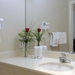 Отель Charter Inn and Suites ванная фото 2