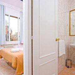 Отель Madrid Motion Hostels ванная
