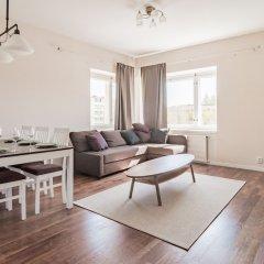 Апартаменты Local Nordic Apartments - Brown Bear Ювяскюля комната для гостей фото 3
