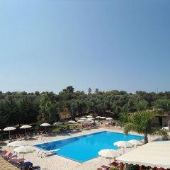 Hotel Masseria Resort Le Pajare Пресичче бассейн фото 2