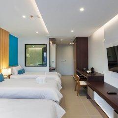 The Marina Phuket Hotel Патонг комната для гостей