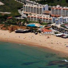 Отель Jardim do Vau Португалия, Портимао - отзывы, цены и фото номеров - забронировать отель Jardim do Vau онлайн пляж фото 2