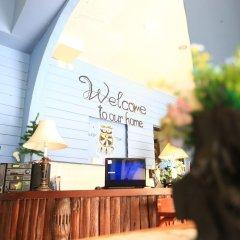 Sleep Tight Hostel Бангкок интерьер отеля фото 3