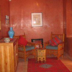 Отель Riad Ella Марокко, Марракеш - отзывы, цены и фото номеров - забронировать отель Riad Ella онлайн комната для гостей фото 3