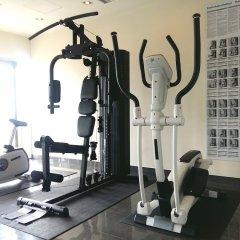 Hotel Moderno фитнесс-зал
