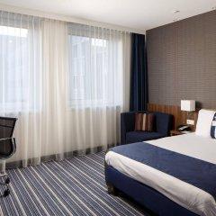 Отель Holiday Inn Express Amsterdam Arena Towers Нидерланды, Амстердам - 2 отзыва об отеле, цены и фото номеров - забронировать отель Holiday Inn Express Amsterdam Arena Towers онлайн комната для гостей фото 3