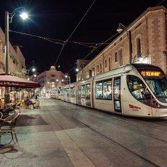 The Post Hostel Израиль, Иерусалим - 3 отзыва об отеле, цены и фото номеров - забронировать отель The Post Hostel онлайн городской автобус
