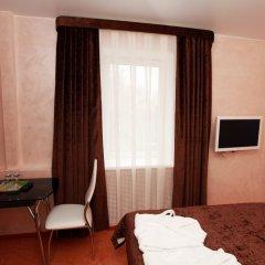 Отель Delight Москва комната для гостей фото 3