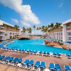 El Cid Castilla Beach Hotel бассейн