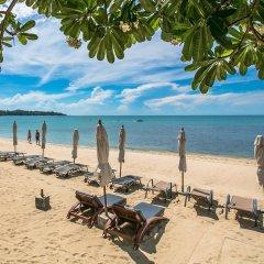 Отель Pavilion Samui Villas & Resort пляж фото 2