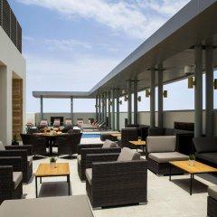 Отель Centro Salama Jeddah by Rotana гостиничный бар