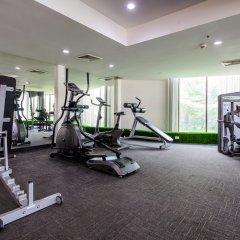 Отель Deevana Plaza Phuket фитнесс-зал