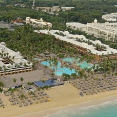 Отель Iberostar Dominicana All Inclusive Доминикана, Пунта Кана - 6 отзывов об отеле, цены и фото номеров - забронировать отель Iberostar Dominicana All Inclusive онлайн пляж фото 2