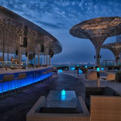 Отель Rosewood Abu Dhabi бассейн фото 2