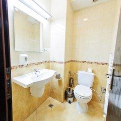 Отель Dumanov Болгария, Банско - отзывы, цены и фото номеров - забронировать отель Dumanov онлайн ванная