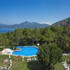 Sentido Lykia Resort & Spa Турция, Олудениз - отзывы, цены и фото номеров - забронировать отель Sentido Lykia Resort & Spa - All Inclusive - Adults Only онлайн приотельная территория