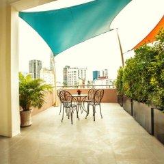 GK Central Hotel балкон