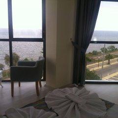 Отель Poseidon Cesme Resort � All Inclusive Чешме комната для гостей фото 2