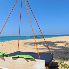 Hotel J Ambalangoda пляж фото 2