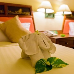Seaview Patong Hotel 3* Улучшенный номер с различными типами кроватей фото 4
