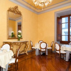 Отель Pierre Италия, Флоренция - отзывы, цены и фото номеров - забронировать отель Pierre онлайн питание фото 2